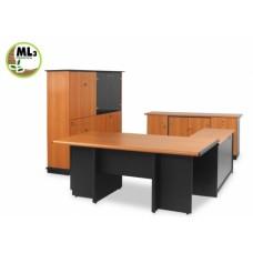 ชุดโต๊ะผู้บริหาร mono  รุ่น EXECUTIVE SET 180