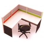 ชุดโต๊ะทำงาน MOTECH-WS011