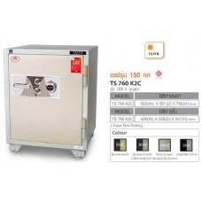 ตู้เซฟรุ่น150 กก. TAIYO-TS760K2C