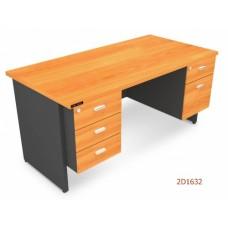 โต๊ะสำนักงานไม้ ขนาด 160*80*75 cm MOTECH D1632