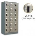 ตู้ล็อคเกอร์ 18 ประตู TAIYO LK-018