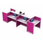 ชุดโต๊ะทำงานกลุ่ม M0TECH  WA014LR