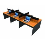 ชุดโต๊ะทำงานกลุ่ม MOTECH-WB016