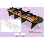 ชุดโต๊ะทำงานกลุ่ม  MOTECH-WBC026
