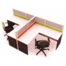 ชุดโต๊ะทำงาน MOTECH-WS012