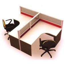 ชุดโต๊ะทำงาน MOTECH-WS012C