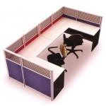 ชุดโต๊ะทำงาน MOTECH-WS022