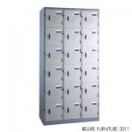 ตู้ล็อกเกอร์ 18ประตู SURE LK-018