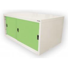 ตู้เสริมตู้เสื้อผ้าแบบบานเลื่อนทึบ kiosk SDC-04