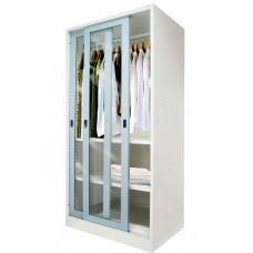 ตู้เสื้อผ้าบานเลื่อนกระจก kiosk SGW-18