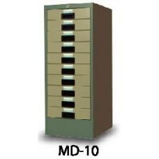 ตู้เก็บแบบฟอร์ม 10 ลิ้นชัก SmartForm MD-10